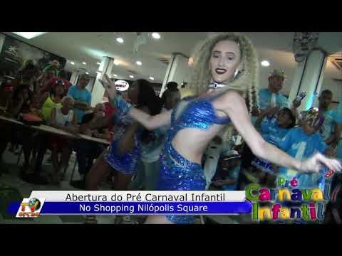 Kinoplex - Abertura do Pré Carnaval Infantil 2019 do Shopping Nilópolis Square