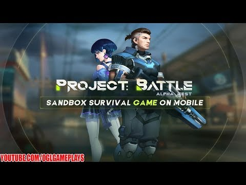 Project Battle Alpha Test (NetEase Games)