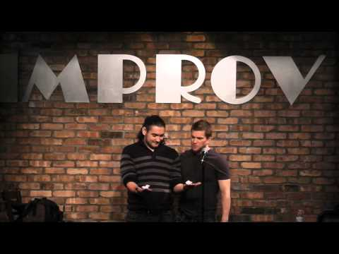 Pickpocketing at the Improv