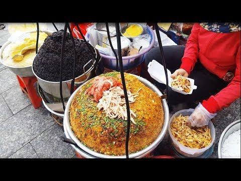 Gánh xôi đường phố mấy chục năm hút khách nhờ nước cốt dừa cực ngon | street food of saigon | vnt - Thời lượng: 10:54.
