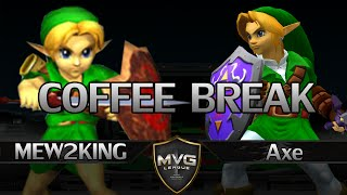 Mew2King takes a Coffee Break Mid-Match vs. Axe