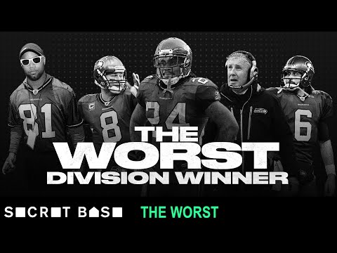 Video: The 2010 Seahawks were the first losers to win an NFL division