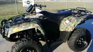 10. 2014 Arctic Cat 550 LTD Advantage Timber Camo   For Sale $9,999