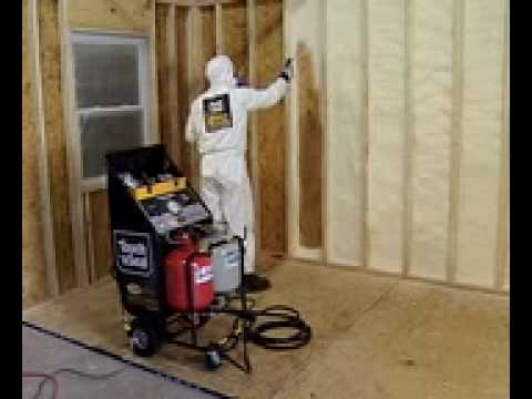 Spray Foam Insulation Equipment – CPDS 1000