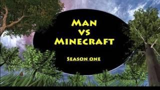 "Man vs Minecraft - Day 5 ""A Shortcut to Mushrooms!"""