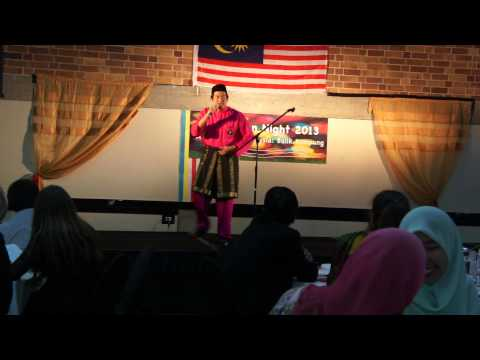 MYSUN Malaysian Night 2013- Right Place Right Time by Aizat Drahman