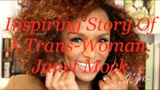 Janet Mock was born male in Honolulu, Hawaii, the middle of five children, and spent most of her youth in her native Hawaii , her transition wasn't easy for her but it didn't stop her from becoming one of the best Journalist and a powerful LGBT Advocat*~*~*~*~*~*~*~*~*~*~*~*~*~*~*~*~*~*~*~*~*~*~*~*~*~*~*https://www.transsingle.com - 100% Free Transgender Dating Site for Transgender, Transsexual, MTF, FTM, Non-Binary, Genderfluid and Trans sympathizer People Who Are Looking for SERIOUS RELATIONSHIP.▒░♥♫♪♣☻►▬▬▬ஜஜ۩۞۩ஜஜ▬▬▬◄☻♣♪♫♥░▒+++ Subscribe and Watch Our Other Videoshttps://www.youtube.com/c/Transsingle-Transgender-Dating-Site