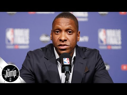 Inside The Masai Ujiri Sheriff's Deputy Incident After 2019 NBA Finals Game 6 | The Jump