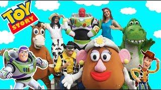 Toy Story 4 parte 2 / Manito y Maskarin