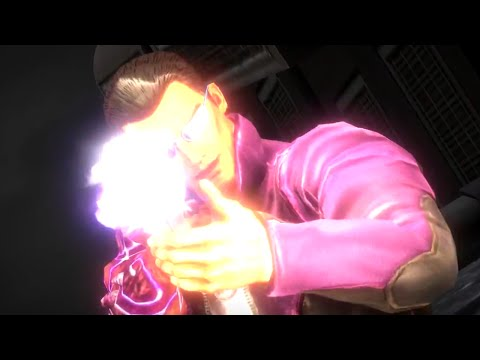 Saints Row : Gat out of Hell Playstation 4