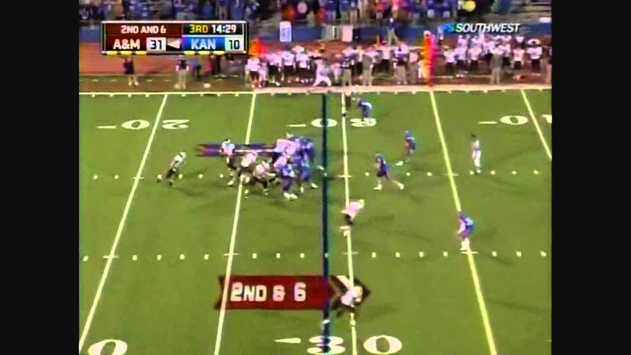 Cyrus Gray vs Kansas (2010)