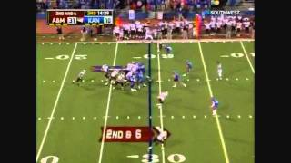 Cyrus Gray vs Kansas 2010