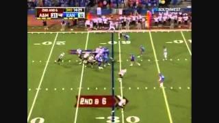 Cyrus Gray vs Kansas (2010)