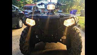 3. 2016 Polaris sportsman 850 ho review