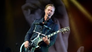 Interpol perform Anywhere at Glastonbury 2014. For more exclusive videos and photos from across Glastonbury 2014, go to the BBC Glastonbury website: ...
