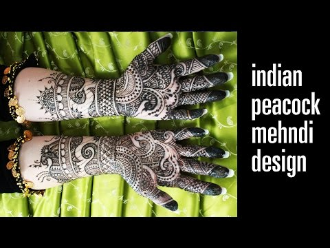 Video of Bridal Henna