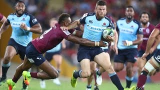 Reds v Waratahs Rd.10 Super Rugby Video Highlights 2017