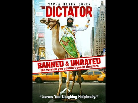 Opening To The Dictator 2012 DVD