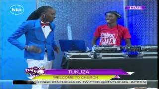 Tukuza: Guest Dj Gigo 'The HeavyWeight Skinny', 24th October 2016