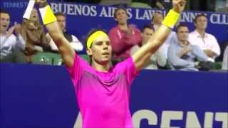 This is my tribute of Rafael Nadal ! Hope you enjoy.Rafael Nadal - I'm Still Alive (HD)Rafael Nadal - I'm Still Alive (HD)