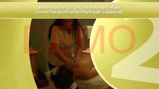 Largs United Kingdom  City new picture : Massage Therapist - Physical Therapist - Muscle Therapy - Massage Therapist Video by Largs Videos