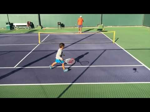 Tennis lessons for Kids (10 and Under) - Sanad Tennis Pro