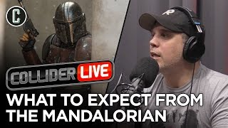 Will The Mandalorian Feel Like a Feature Film? by Collider