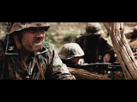 Deutscher WW2 Film Mit Waffen | SS German WW2 Film Trailer  |  5K HD