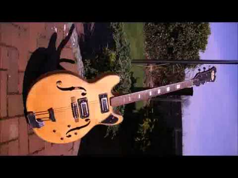 Southern Rock Backing Track A-Major
