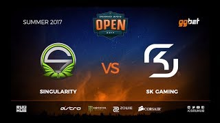 Singularity vs SK Gaming - DREAMHACK Open Summer - de_cobblestone [MintGod]