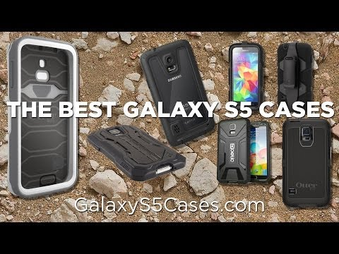 The Best Galaxy S5 Cases
