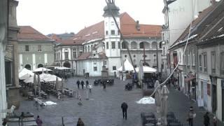 Maribor (Grajski trg) - 09.01.2015