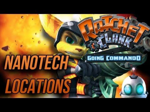 ratchet - Please LIKE the video, this helps share these games out to more of the fans out there! Ratchet and Clank Going Commando and Locked and Loaded are the same ga...