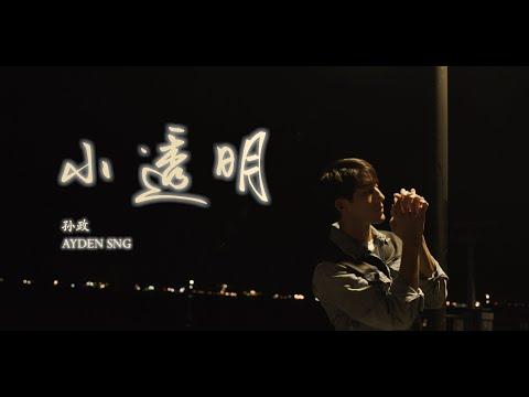 「味之道」插曲:《小透明》【Performed by Ayden Sng 孙政】 видео