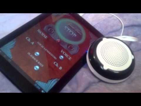 Video of Spirit Voice 2.0 SW Ghost Box