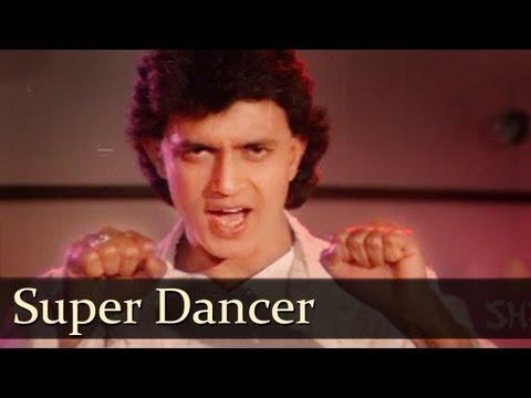 Video Super Dancer Aaye Hai - Mithun - Smita Patil - Dance Dance - Bollywood Songs - Bappi Lahiri download in MP3, 3GP, MP4, WEBM, AVI, FLV January 2017