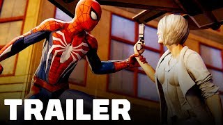 Marvel's Spider-Man - Silver Lining: DLC Trailer by IGN