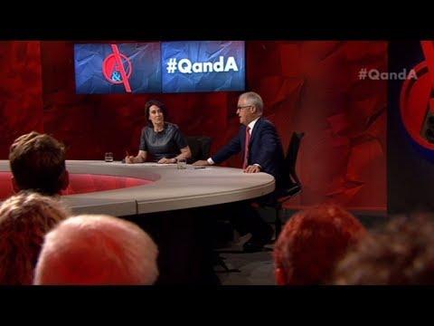 PM Malcolm Turnbull on QA