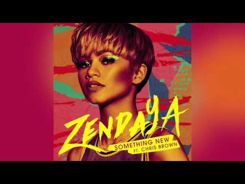 New Music: Zendaya x Chris Brown - Something New!