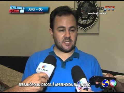 Tráfico intermunicipal de drogas entre Serranópolis e Jataí