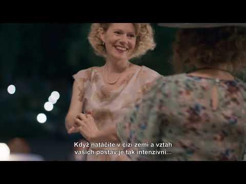 Co řekly herečky Carice van Houten a Hanna Alström o rolích i natáčení českého filmu Skleněný pokoj?