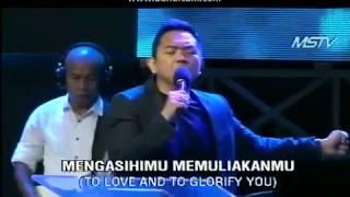 Kaulah Segalanya - Worship by Sidney Mohede (JPCC Worship) di GMS Surabaya