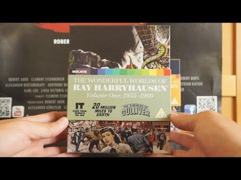 RAY HARRYHAUSEN VOL. 1 (UK Indicator Blu-ray) / Zockis Sammelsurium Nr. 1809