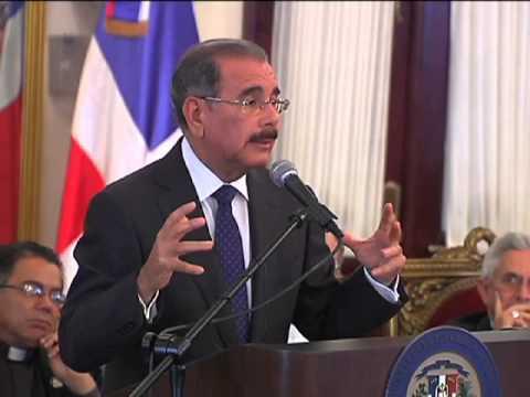 "Presidente Danilo Medina: ""Carretera Cibao-Sur conectará a Santiago y San Juan"""