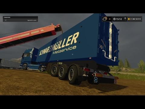 Scania R560 Schwarzmuller Pack V1.0