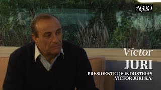 Víctor Juri - Presidente de Industrias Víctor Juri S.A.