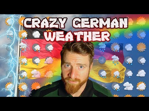 Weather in Germany Is Crazy!
