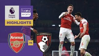 Video Arsenal 5-1 Bournemouth Match Highlights MP3, 3GP, MP4, WEBM, AVI, FLV April 2019