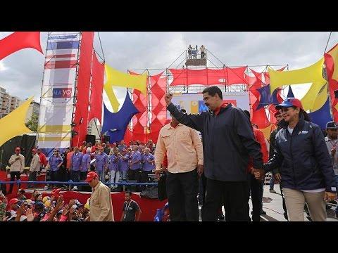 Βενεζουέλα: Ο Νικολάς Μαδούρο συγκροτεί εθνική λαϊκή συνέλευση με στόχο την αλλαγή του συντάγματος