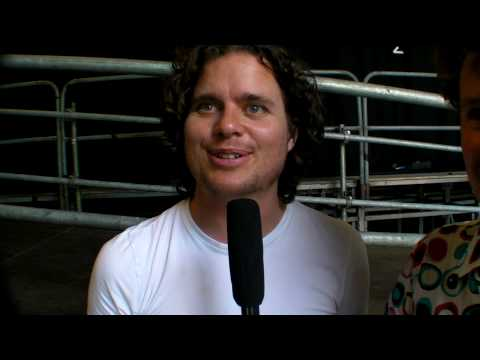 play video:Fugimundi interveiwed by Radio 6 on the North Sea Jazz Festival 2010